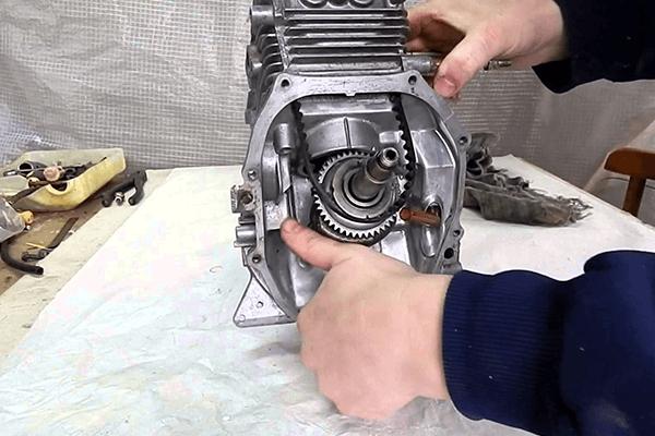 Фото - Ремонт двигателей общего назначения Этапы