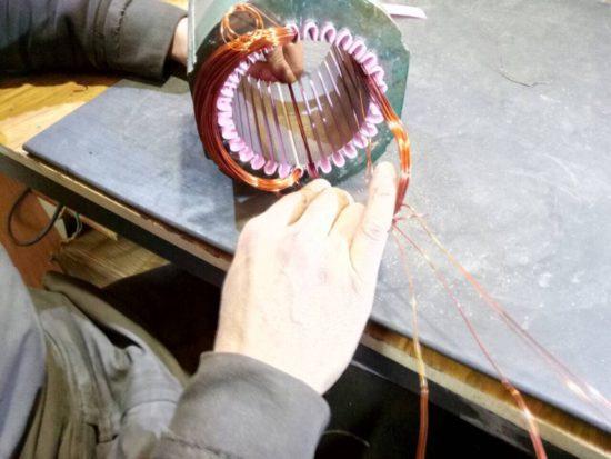 Фото - Ремонт электродвигателей Ремонт