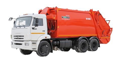 Ремонт мусоровозов