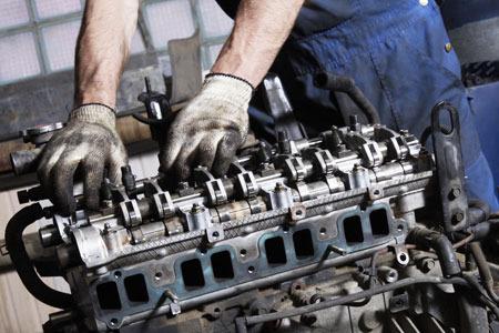 ремонт двигателей в