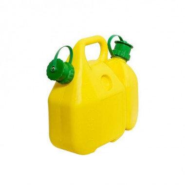 Комби-канистра Sadko для бензина и масла (6л/2л)