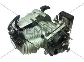 Двигатель 49сс 2т (веломотор, байк, багги)