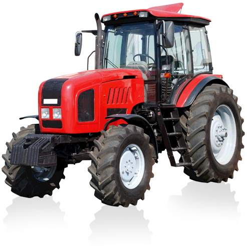 Сертификат на ремонт и обслуживание трактора